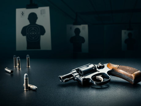 Weapons and self-defense training