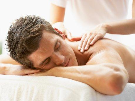 30 min neck and shoulder massage