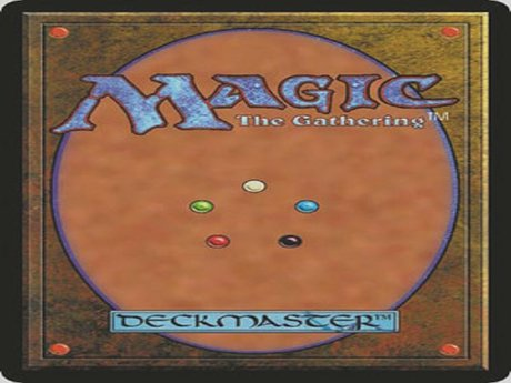 Magic the Gathering deck building