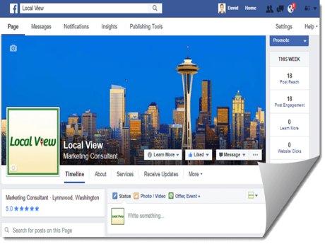 Set Up Business Facebook Page