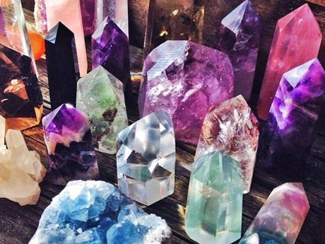 Healing Crystals for You!