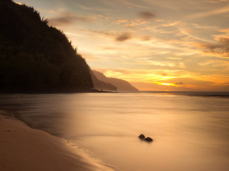 Sunset Desktop Background (Digital)