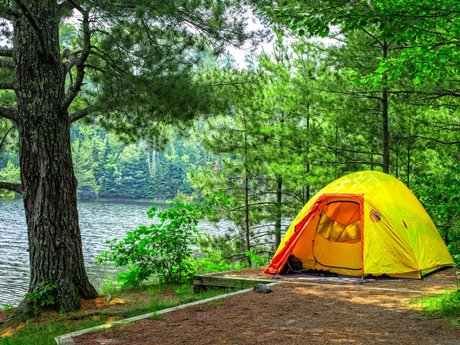 Camping with Kids Advice