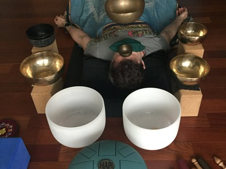 Yoga Therapy and Sound Healing
