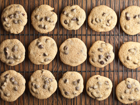 I can bake you cookies!