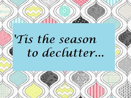 1 Hour of Decluttering Your Home