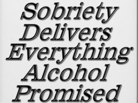 Sobriety coaching