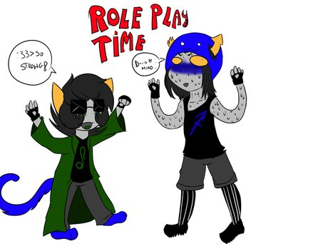 Character Role Play!