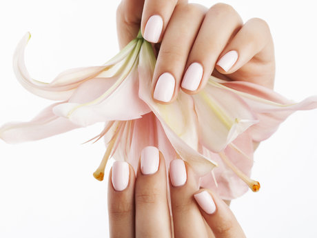 Manicure and gel nails