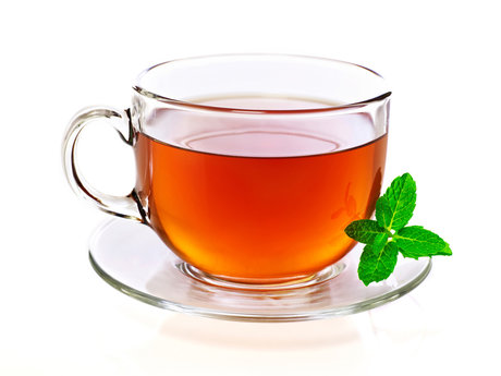 Tea Cup and Tea Exchange