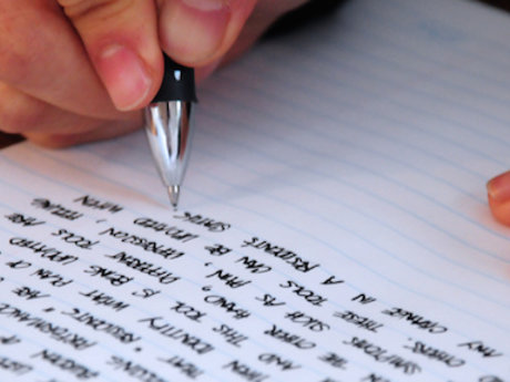 Essay proofreading—up to 10 pages.