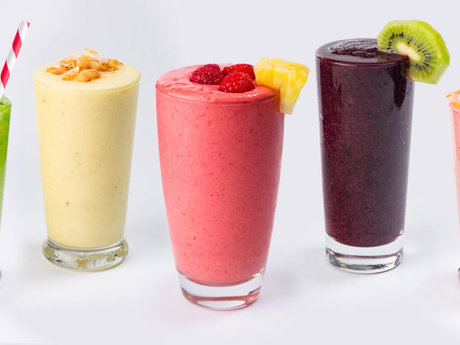Two Smoothie Recipes