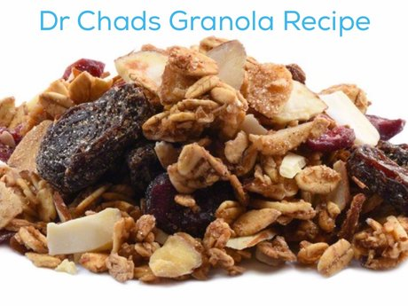 The Best Granola Ever!