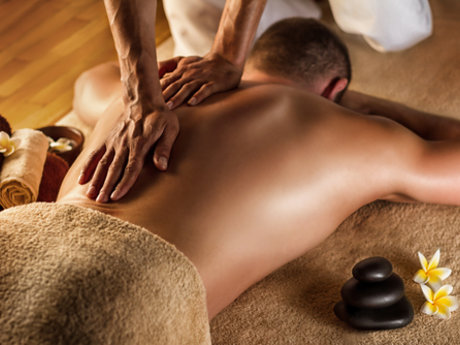 Sports/Deep Tissue Massage