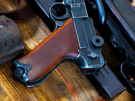 Firearms/self-defense/ gun smithing