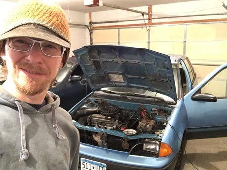 Eric hanson russell 39 s profile simbi for Hanson motors service department