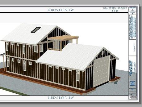 Custom home & remodel design.