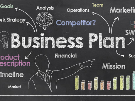 Outline your Business Plan