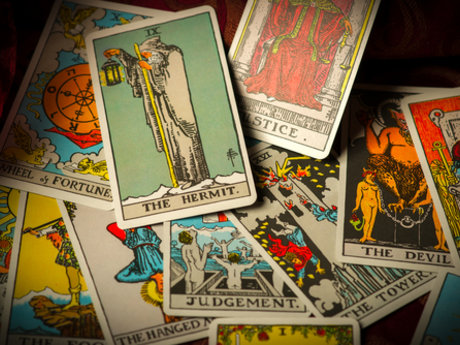 Tarot Cards Introduction