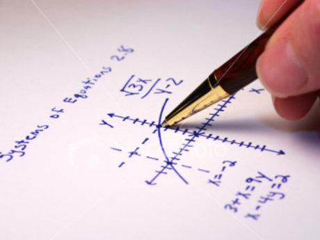 Math tutor, pre-Algebra to pre-calc