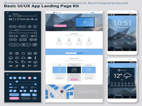 Website development and launch