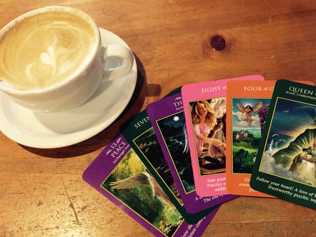 Virtual Tarot Reading (3-5 Cards)