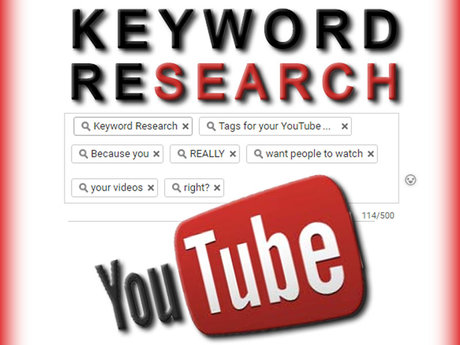 YouTube Video Keyword Research