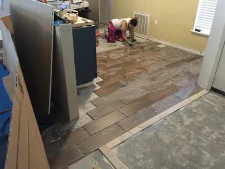 Home maintenance or renovation