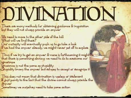 Shamanic Divination