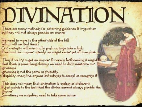 Shamanic Divination