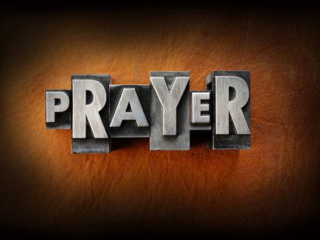 Rev Kev prayer service