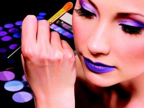 Makeup application lessons