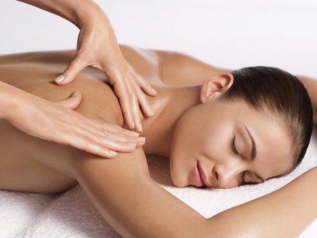 Massage deep tissue and medical