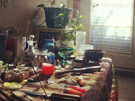 Eclectic Green Witchcraft Guidance