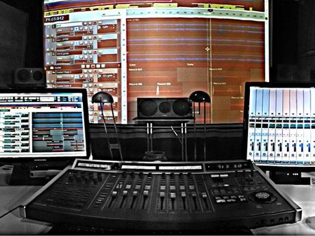 Audio Studio Music Production