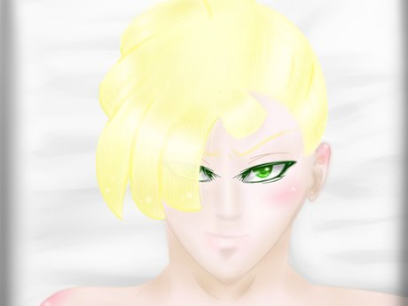 Anime Style Portraits