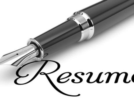 Resume Consultation/Editing