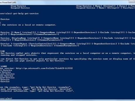 PowerShell Script Creation