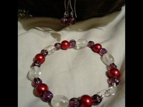 Large bracelet set