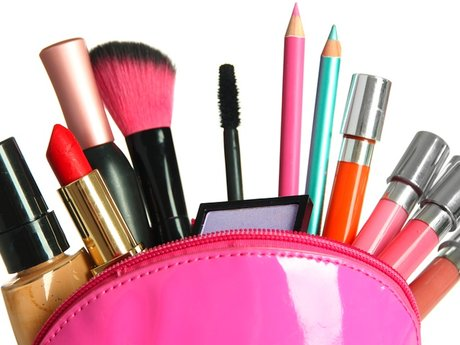 I can review your make-up etc