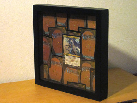 Magic: the Gathering display case