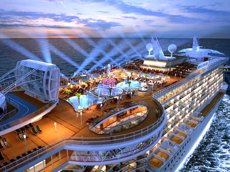 Travel Agent for Cruise Booking