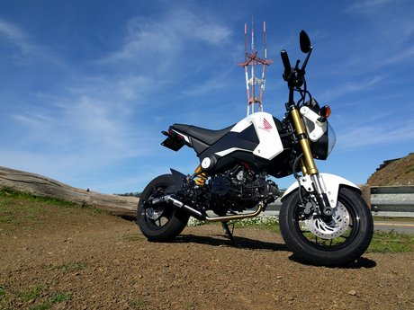 Motorcycle maintenance and advice