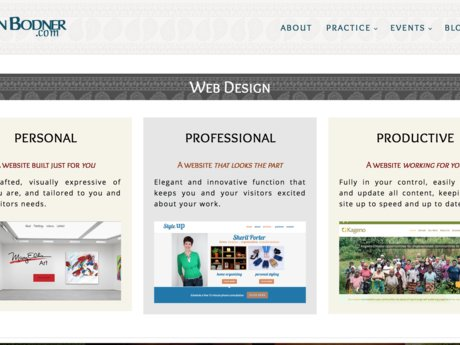 website design consultation