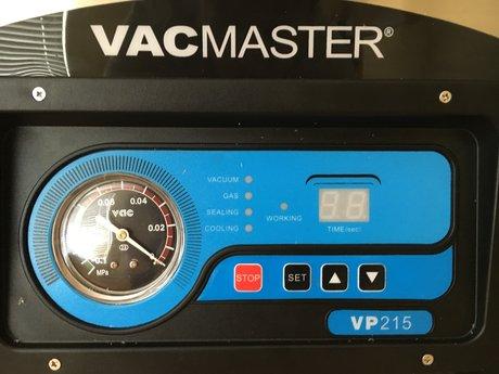 Vacuum Packing Meat & Fish