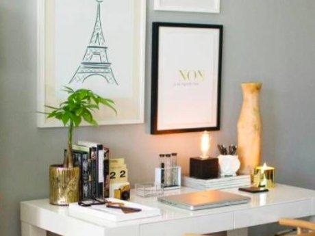 Organization of desk or cabinets