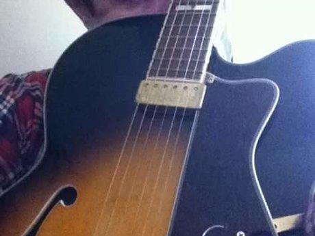 beginner/intermediate guitar lesson