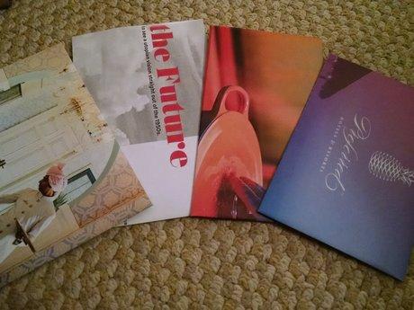 4 unique envelopes