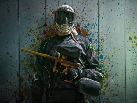 Paintball consulting service
