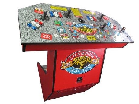 Building a MAME Arcade